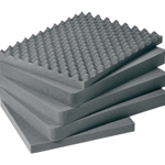 Pelican 1611 5 pc. Replacement Foam Set for 1610 Case
