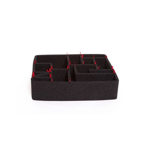 TrekPak Insert for Pelican 1500 Case