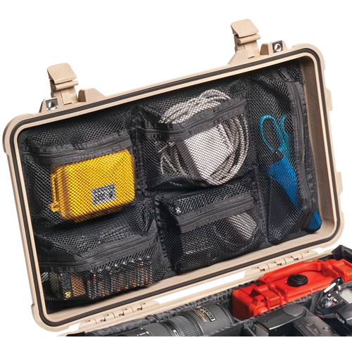 Pelican™ 1519 Lid Organizer for 1510 Case