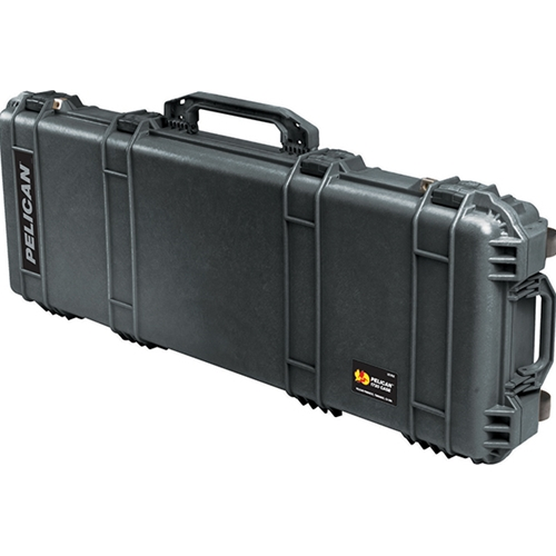 Pelican 1720 Case with Foam (Black) On Sale | Pelican 1720-000-110 Rifle Case with Foam | Pelican 1720 for Sale | Long Case