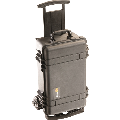 Pelican™ 1510MNF Case and Mobility Kit without Foam