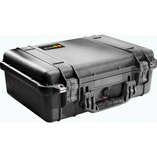 Pelican™ 1500 Case with Foam (Black)