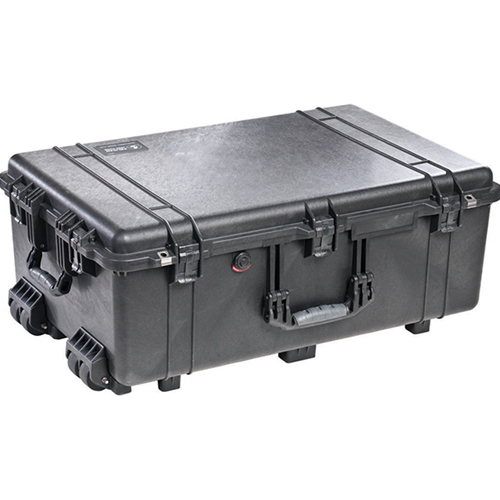 Pelican™ 1650 Case with Foam (Black)