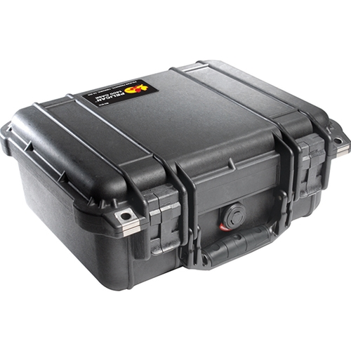 Pelican™ 1400 Case with Foam (Black)
