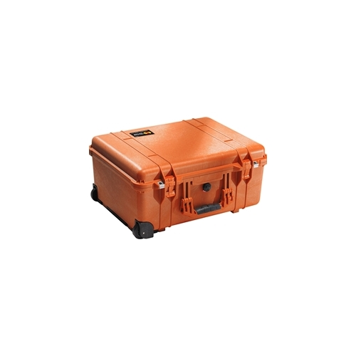 Pelican™ 1560 Case with Foam (Orange)