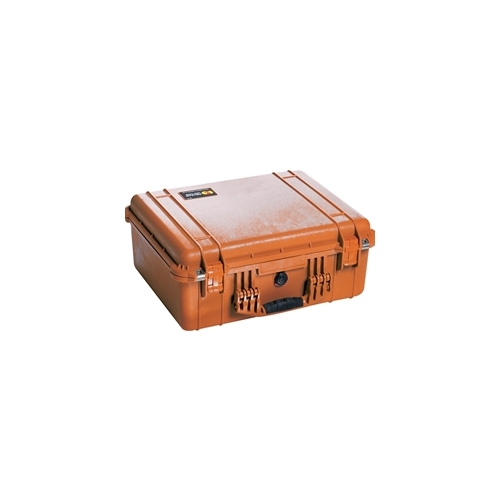 Pelican™ 1550 Case with Foam (Orange)