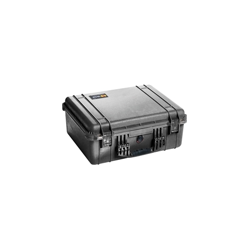 Pelican™ 1550 Case No Foam (Black)