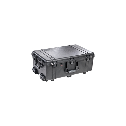 Pelican™ 1650 Case with Padded Dividers (Black)
