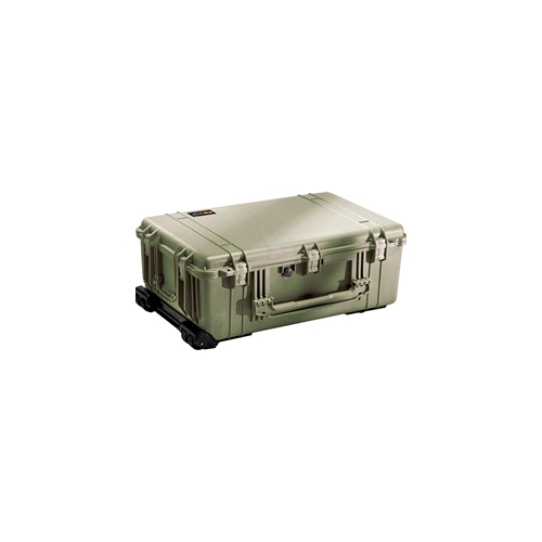 Pelican™ 1650 Case with Padded Dividers (OD Green)