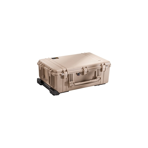 Pelican™ 1650 Case with Padded Dividers (Desert Tan)