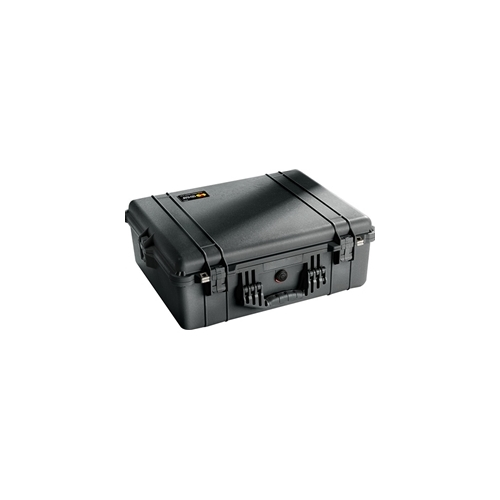 Pelican™ 1600 Case with Padded Dividers (Black)