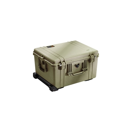 Pelican™ 1620 Case with Padded Dividers (OD Green)