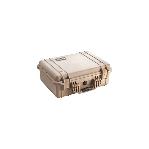 Pelican™ 1520 Case with Foam (Desert Tan)