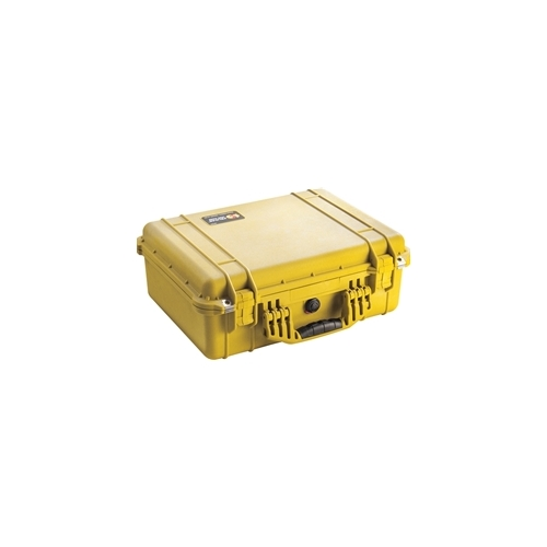 Pelican 1520 Case with Foam (Yellow)