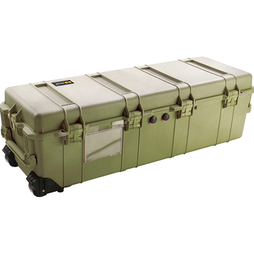 Pelican™ 1740 Case with foam, OD Green