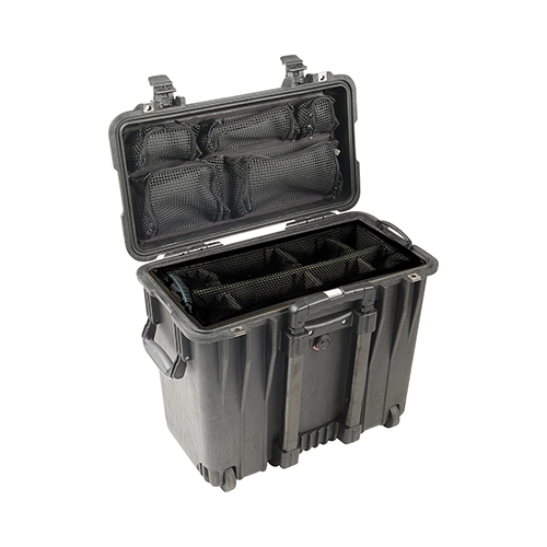 Pelican™ 1440 Case Top Loader with Utility Dividers & Lid Organizer