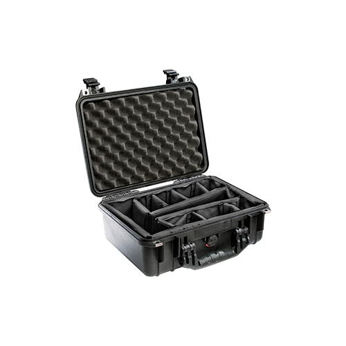 Pelican™ 1450 Case with Padded Dividers