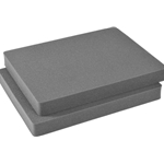 Pelican™ 1602 2 pc. Replacement Pick 'N' Pluck Foam Sections Only for 1600 Case