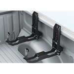 Pelican Saddle Case Bed Mount - Toyota Deck Rail