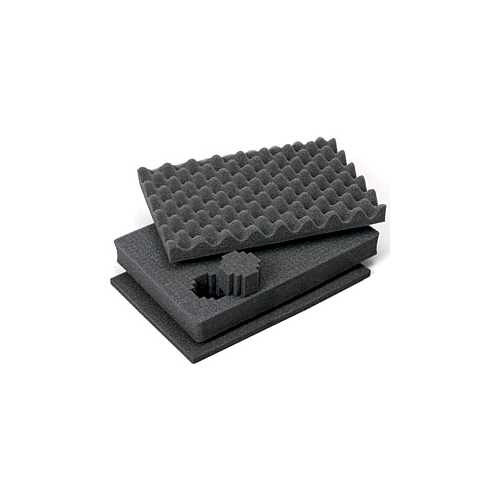 Pelican™ 1121 3 pc. Replacement Foam Set for 1120 Case