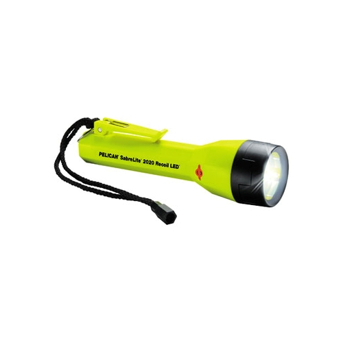 Pelican™ 2020 SabreLite Recoil LED Flashlight