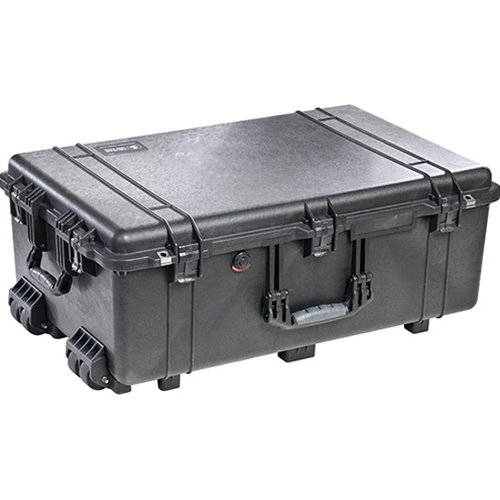 Pelican 1650 Case with Foam in Stock & On Sale | Pelican 1650 Case with Wheels &  Pull Handle | Camera Case, Travel Case, Gun Case