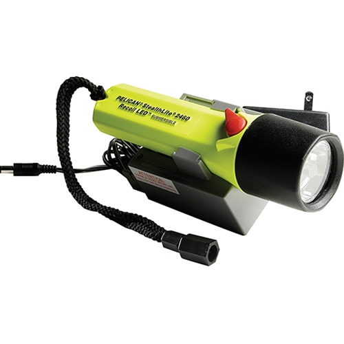 Pelican™ 2460 StealthLite Rechargeable LED Flashlight