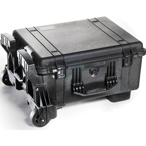 Pelican™ 1610MNF Case and Mobility Kit without Foam
