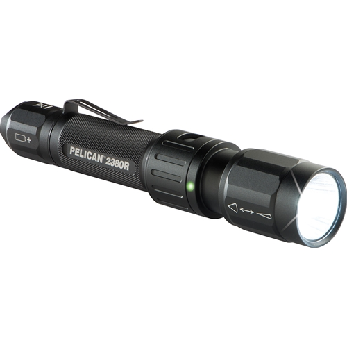 Pelican™ 2380R Rechargeable LED Flashlight