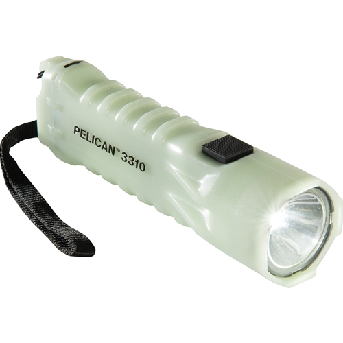 Pelican™ 3310 Photoluminescent LED Flashlight