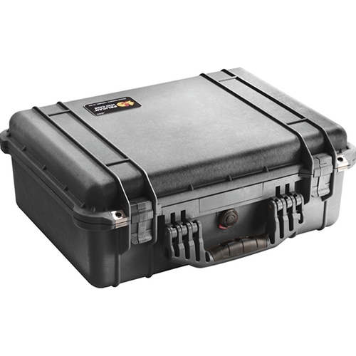 Pelican™ 1520 Case with Foam (Black)