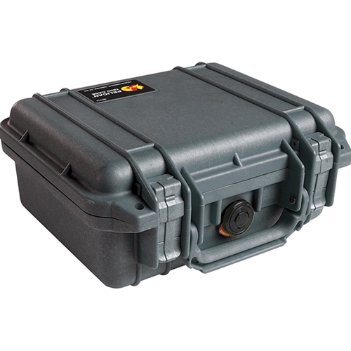 Pelican™ 1200 Case with Foam (Black)