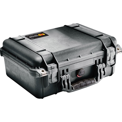 Pelican™ 1450 Case with Foam, Black