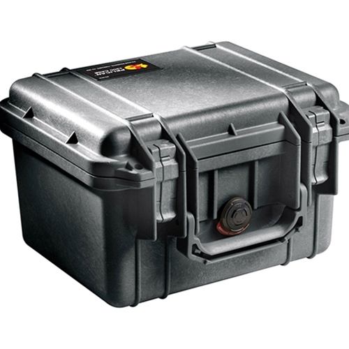 Pelican™ 1300 Case with Foam, Black