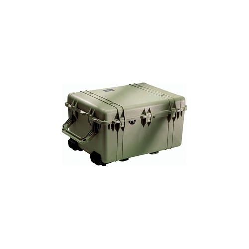 Pelican™ 1630 Case with Padded Dividers (OD Green)