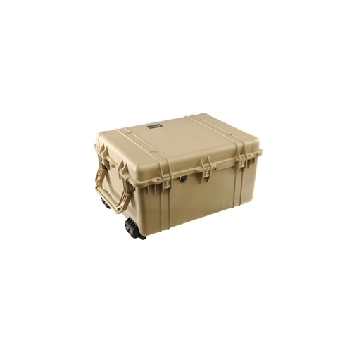 Pelican™ 1630 Case with Padded Dividers (Desert Tan)