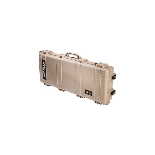 Pelican™ 1700 Case with Foam (Desert Tan)