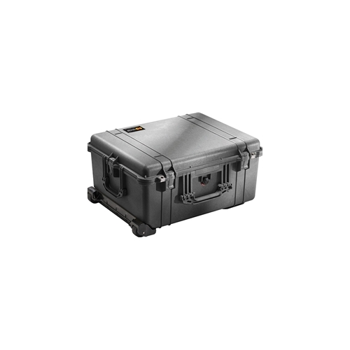 Pelican™ 1610 Case with Padded Dividers (Black)