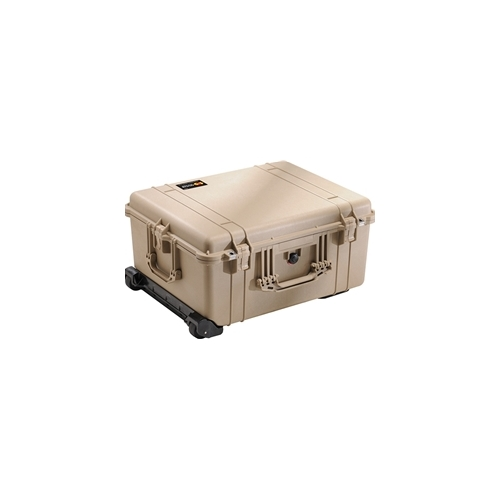 Pelican™ 1610 Case NO Foam (Desert Tan)